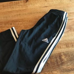 Almost Brand New Boys Adidas pants size 8